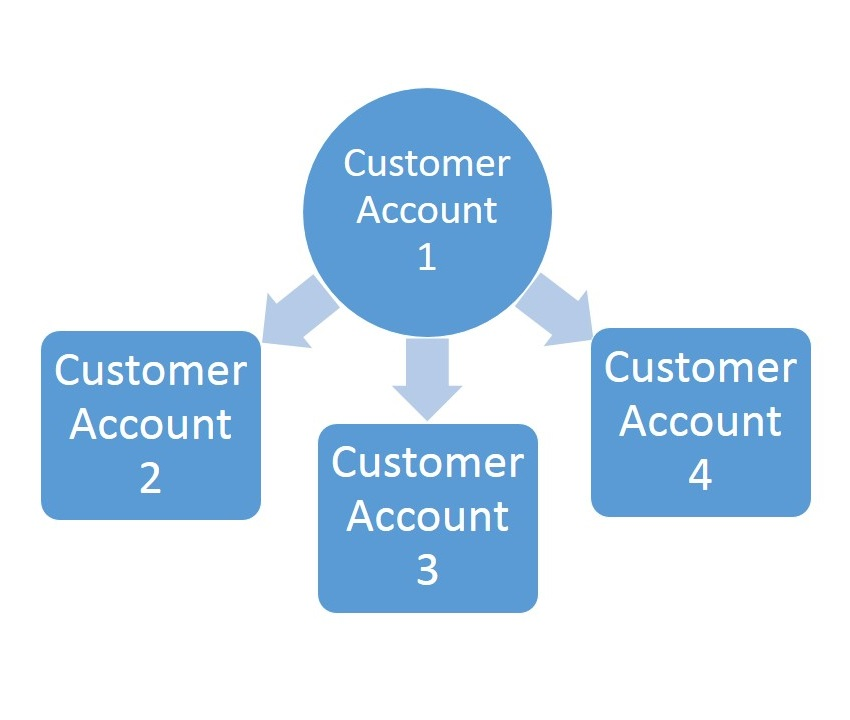 Customer Account Linking Main